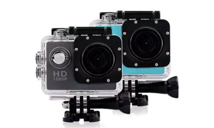 Deal: A HD 1080p waterproof camera for just $35