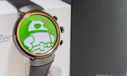 Some ZenWatch 3 users are seeing Android Wear 2.0 update (Update: ZenWatch 2, too!)