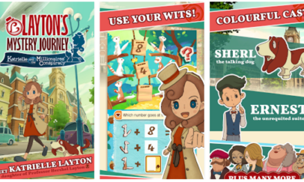 Layton's Mystery Journey game now available on Android, but it will cost you