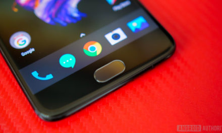 How to customize buttons on the OnePlus 5
