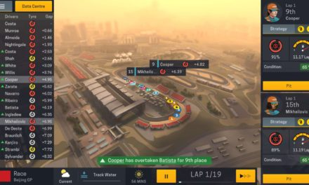 'Motorsport Manager Mobile 2' Releases July 13th, Brings Tons of Improvements
