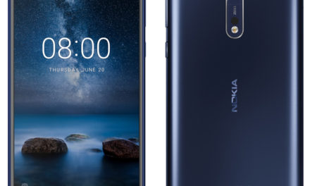 (Update: silver version) Evan Blass gives us a first look at the upcoming Nokia 8