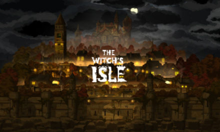 'The Witch's Isle', a Beautifully Haunting Pixel Art Adventure Game, Is Free to Download Now on the App Store