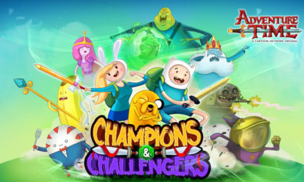 Adventure Time Champions & Challengers brings real-time RPG fights to the Land of Ooo