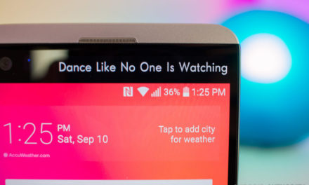 Exclusive: LG V30 will ditch the Second Screen for a 'floating bar', feature an f/1.6 aperture camera