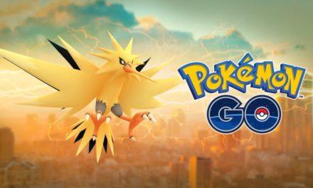Zapdos, the Last Legendary Bird Pokemon, Has Been Released Into the Wilds of 'Pokemon GO'
