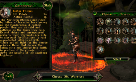 New Character and Other Improvements Coming Soon to 'Demon's Rise 2'