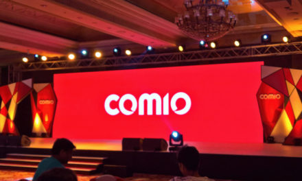 Another Chinese smartphone brand, Comio, enters India market with an offline-only model and big ambitions