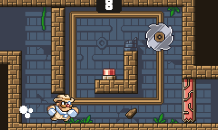 'Duke Dashington Remastered' is a From the Ground Up Remake of the 2014 Hit Puzzle Platformer