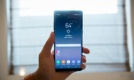 Note 8 hands-on: Bigger and better where it truly counts