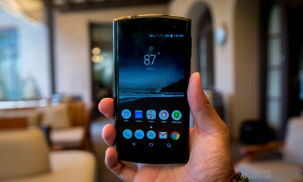 Turing Appassionato first look: a solid phone from a company with a shaky past