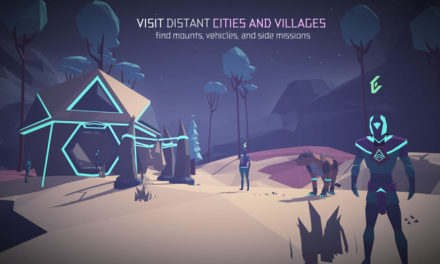 Low-Poly Adventure 'Morphite' Hits the App Store Alongside New Launch Trailer