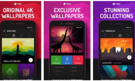 Pimp your smartphone with this new wallpaper app