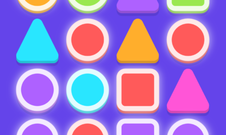 'Glowish' Review – A Colorful and Shapely Puzzling Experience