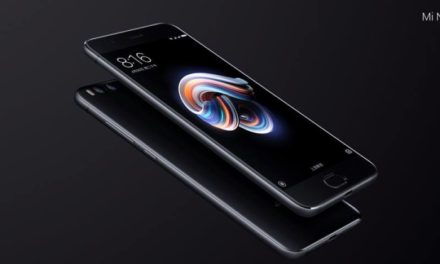 Xiaomi Mi Note 3 with 6 GB of RAM and dual camera makes its debut