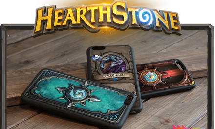 Get Popular 'Hearthstone' Cards and Card Backs as a Phone Case