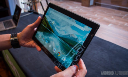 Lenovo's Tab 4 series of Android tablets promise not to break the bank