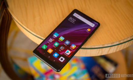 Xiaomi Mi Mix 2: Great specs, but a few things are missing