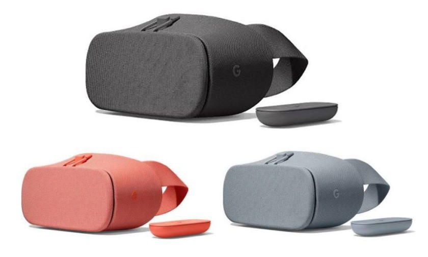 You can now grab the Daydream View VR headset from the Google Store