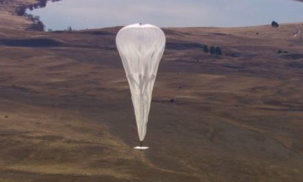 Project Loon may become Alphabet's next spinoff company